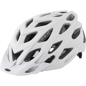 Alpina D-Alto L.E. Helm white matt